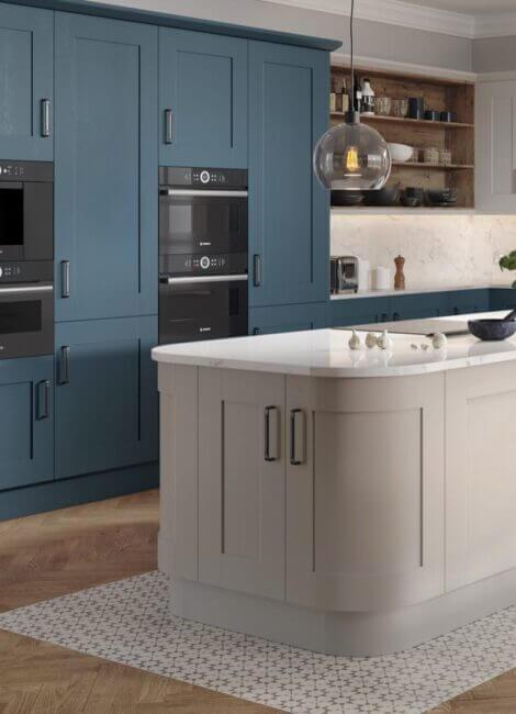 Woodgrain Kitchen Doors